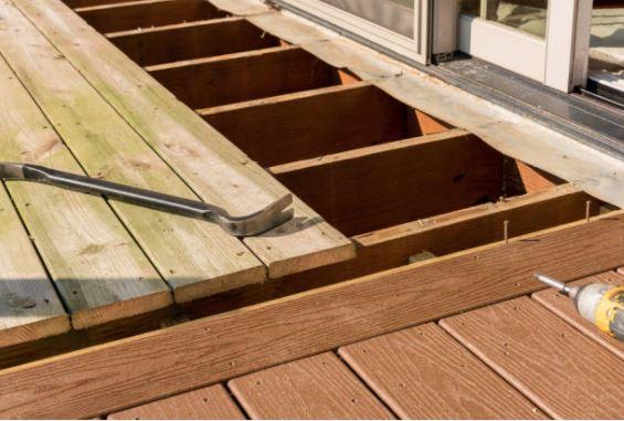 handyman for deck repair