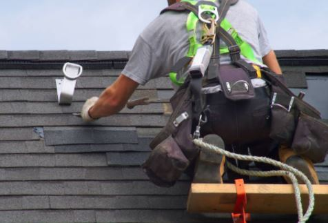 handyman service for roof repair