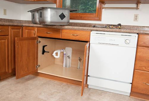 repair kitchen faucet