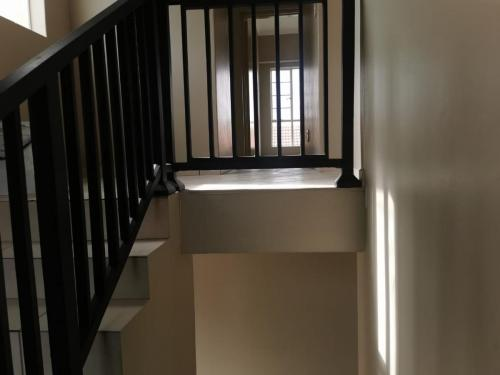 painting staircase passage
